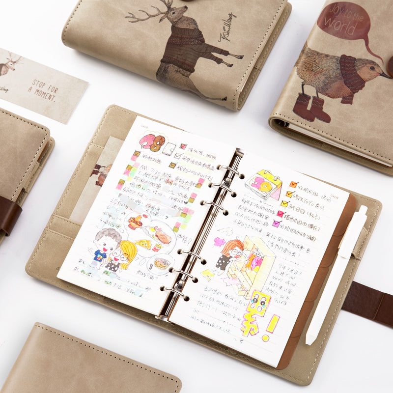 Cute Planner for School (Animals)