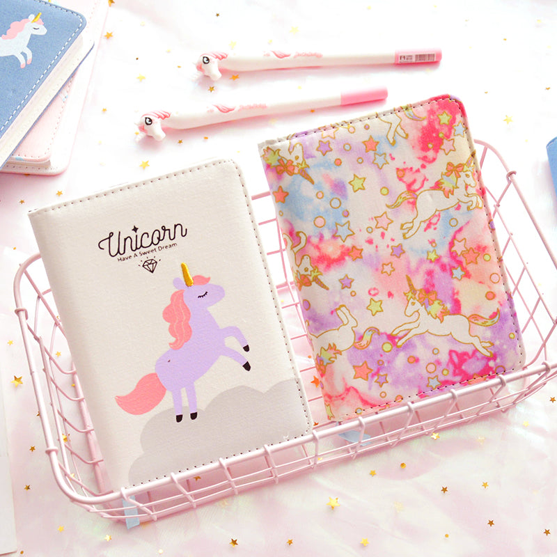 Cute Unicorn Schedule Planner