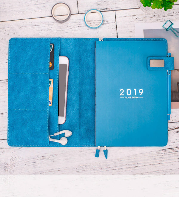 A5 Soft Cover Planner 2019