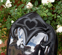 Load image into Gallery viewer, Magical Cathedral Ita Bag - Midnight Black