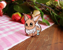 Load image into Gallery viewer, Sweet Eevee Enamel Pin