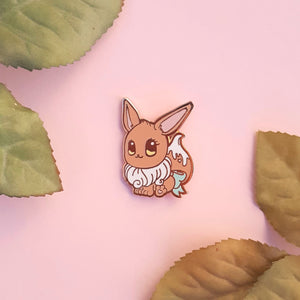 Sweet Eevee Enamel Pin
