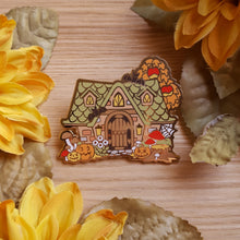 Load image into Gallery viewer, Autumn Animal Crossing Enamel Pin