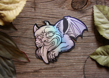 Load image into Gallery viewer, Holo Gargoyle Vinyl Sticker