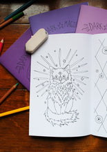 Load image into Gallery viewer, Dark Magic Coloring Book