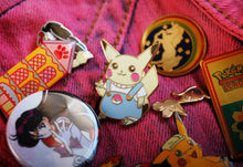 Load image into Gallery viewer, Pikachu Enamel Pin