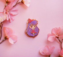 Load image into Gallery viewer, Mars Witch Enamel Pin