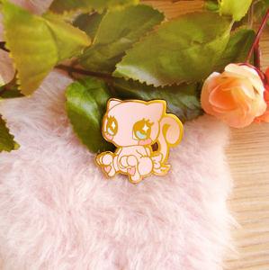 Sweet Mew Enamel Pin