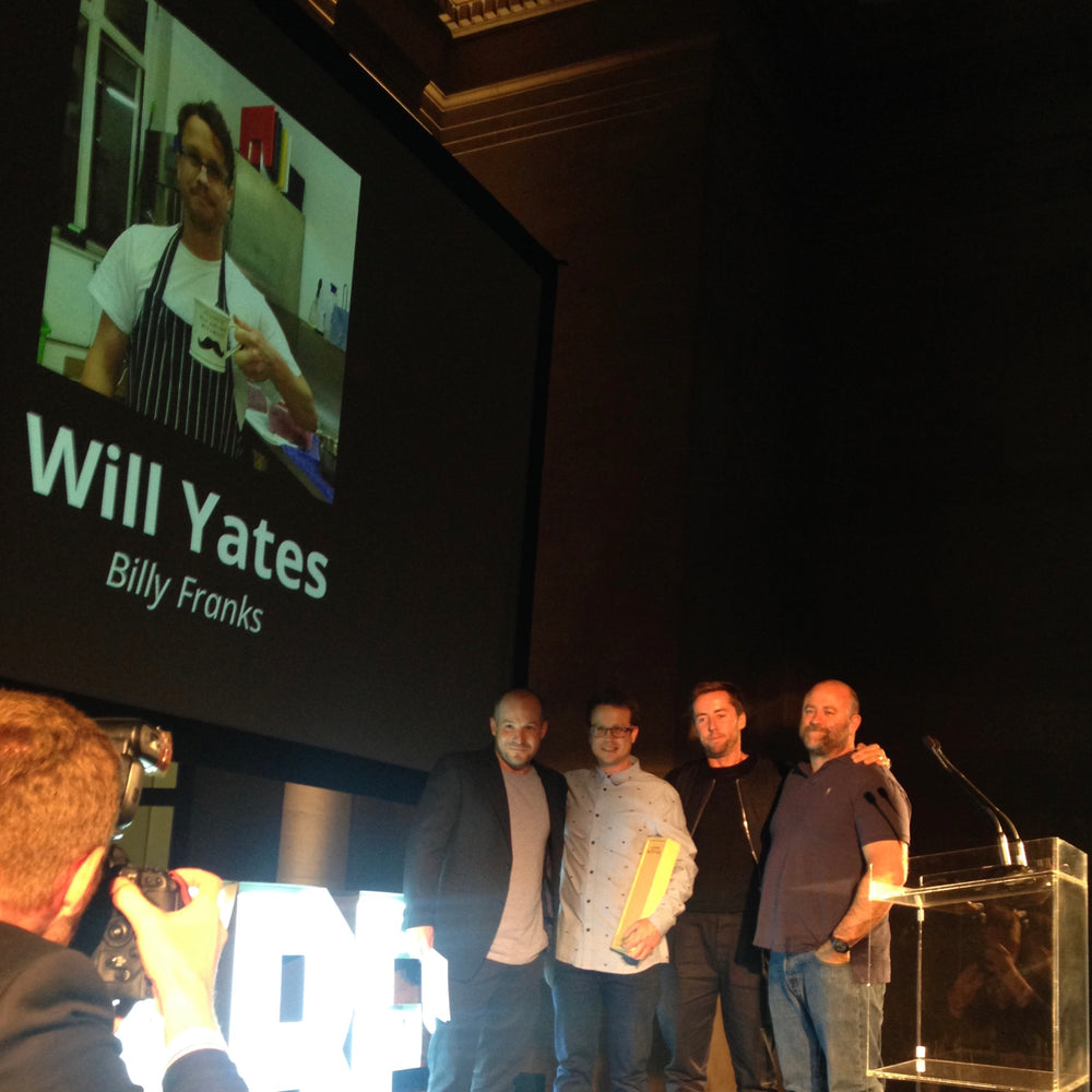 Winner of The 2015 YBFs Award Meat Category