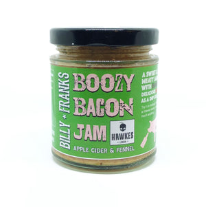 Boozy Bacon Jam - Cider & Fennel