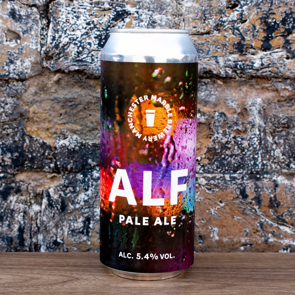 Marble Brewery Alf Pale Ale 5.4% | 500ml