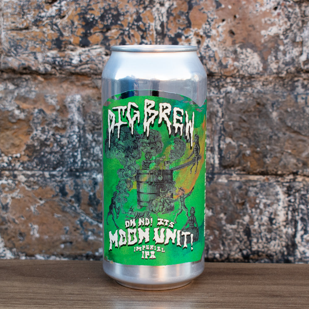 Dig Brew Oh No! It's Moon Unit Imperial IPA 9.6% | 440ml