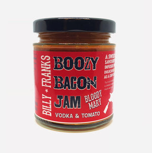 Boozy Bacon Jam - Vodka & Tomato