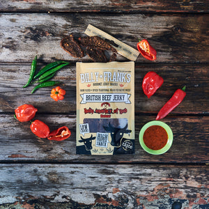 Even Hotter & Spicier Beef Jerky