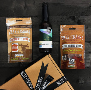 Craft Jerky & Beer Pairing Gift Box | Pressure Drop Pale Fire