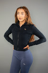 Recreation Jacket (Black) - BIG Gymwear Ltd