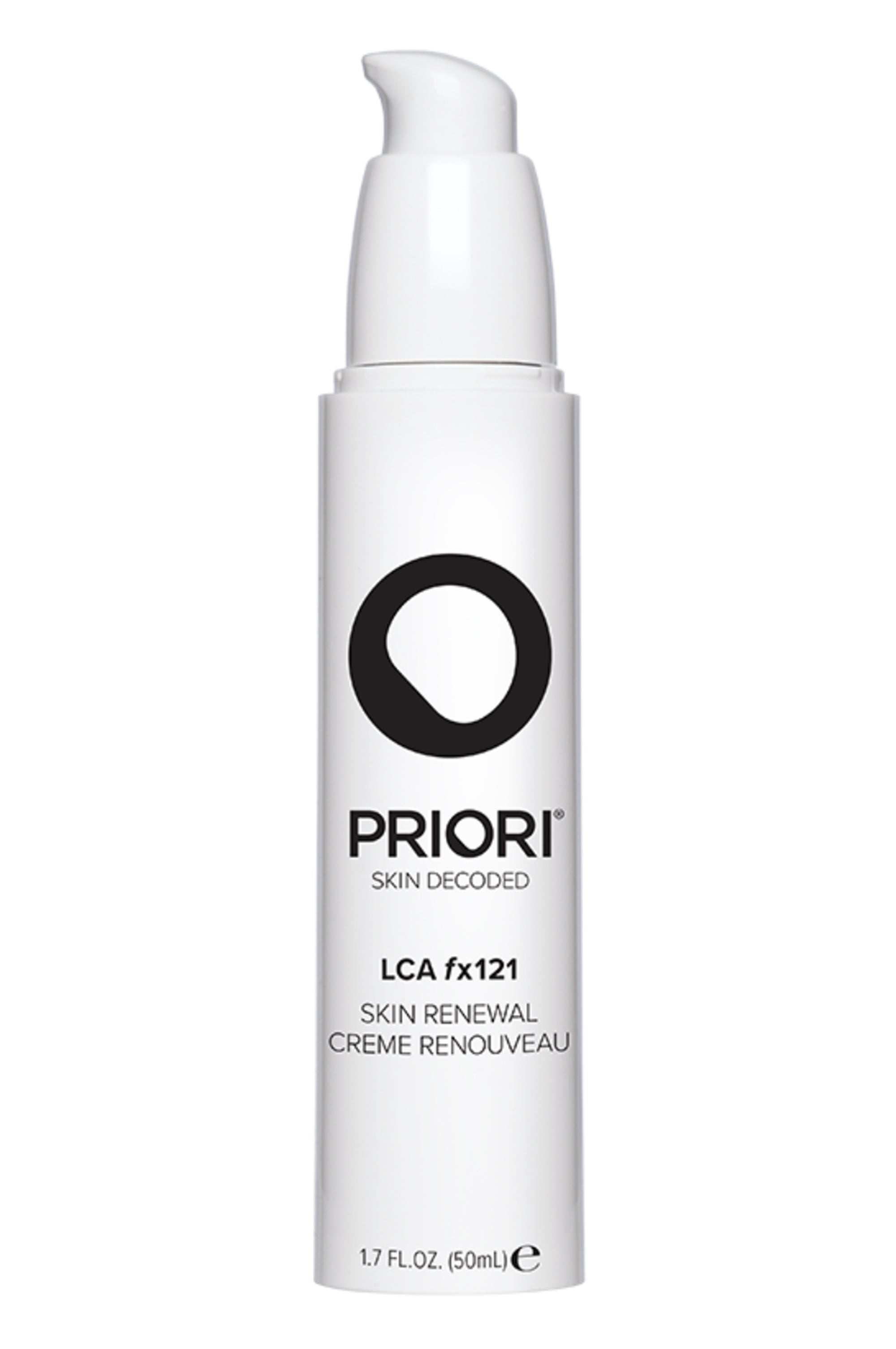 PRIORI® Skin Renewal Crème LCA fx121 - BIG Gymwear Ltd