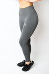 Inspire Legging Grey - gym-usa