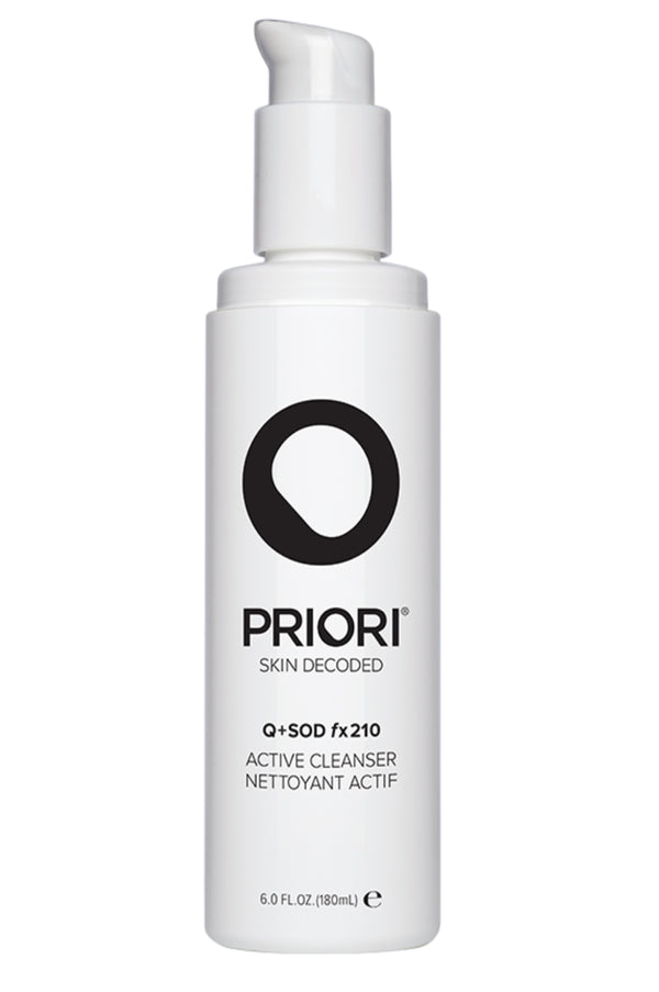 PRIORI® Active Cleanser Q+SOD fx210 - BIG Gymwear Ltd