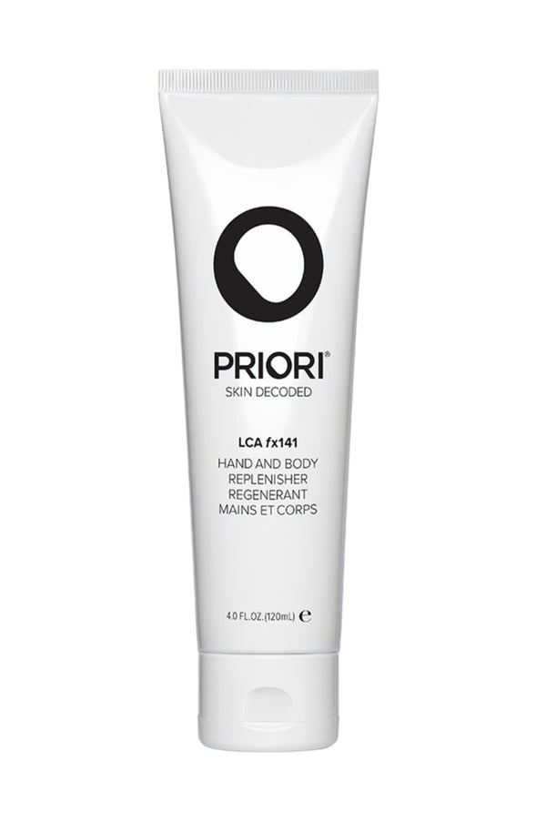 PRIORI® Hand and Body Replenisher LCA fx141 - BIG Gymwear Ltd