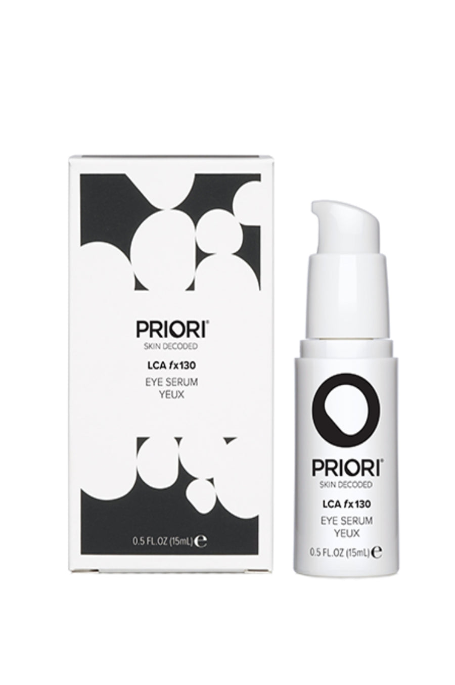 PRIORI® Eye Serum LCA fx130 - BIG Gymwear Ltd