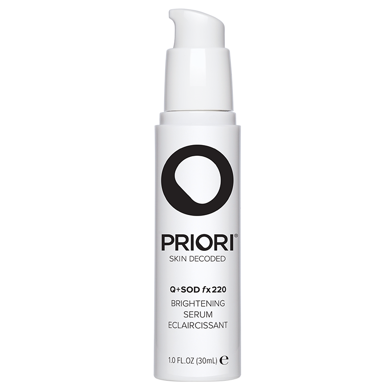 PRIORI® Brightening Serum Q+SOD fx220