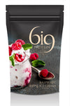 6i9 WHEY PROTEIN - 1KG BAGS (RASPBERRY RIPPLE CREAM) - BIG Gymwear Ltd