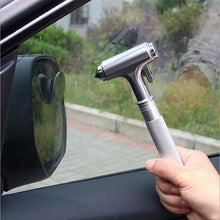 Load image into Gallery viewer, Auto Safety Hammer Seat Belt Cutter