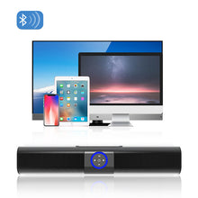 Load image into Gallery viewer, Colorful Light TV Soundbar Bluetooth Speaker