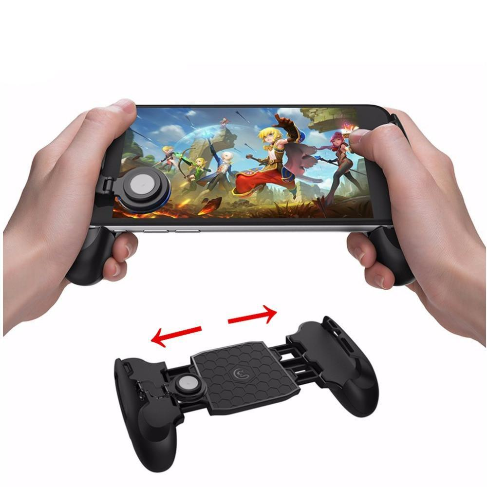 MOBA Controller for Android & iPhone (Fortnite, Rules of Survival, Mobile Legends, PUBG, etc)
