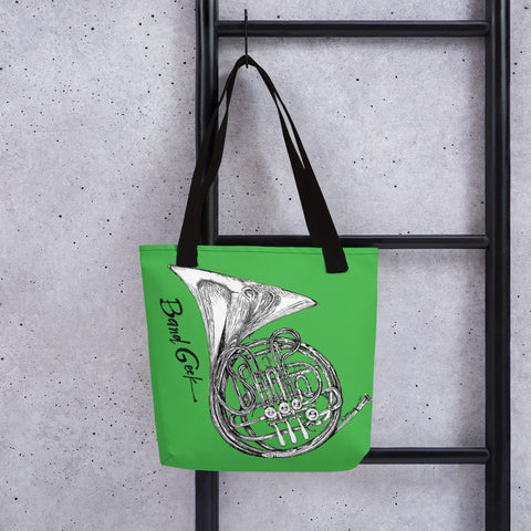 Tote bag - French Horn