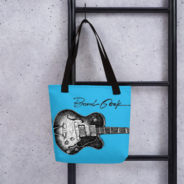 Tote bag - Guitar