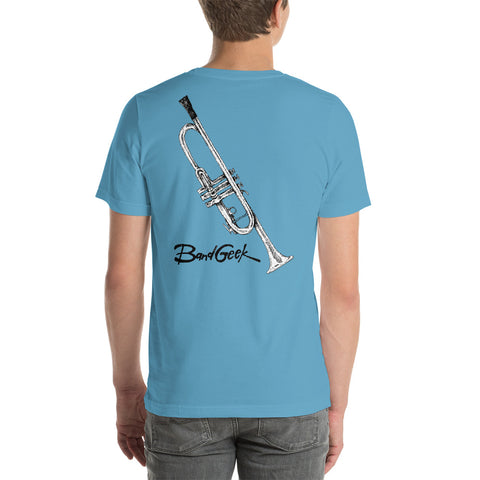 Short-Sleeve Unisex T-Shirt - Trumpet