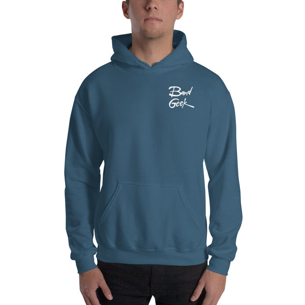 Hooded Sweatshirt - Saxophone