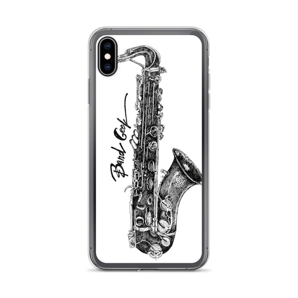 iPhone Case - Saxophone