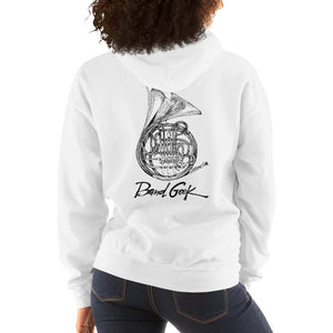 Hooded Sweatshirt - French Horn