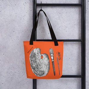 Tote bag - Painting