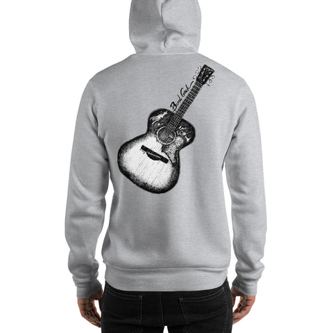 Hooded Sweatshirt - Acoustic Guitar