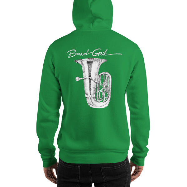 Hooded Sweatshirt - Tuba