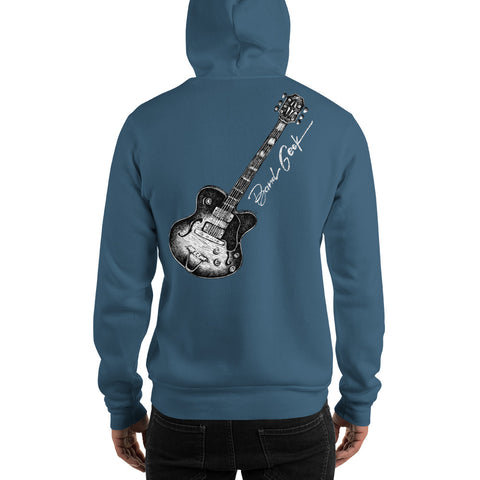Hooded Sweatshirt - Guitar