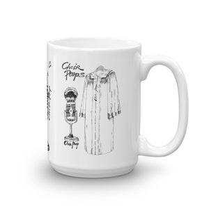 Mug - Choir Peep