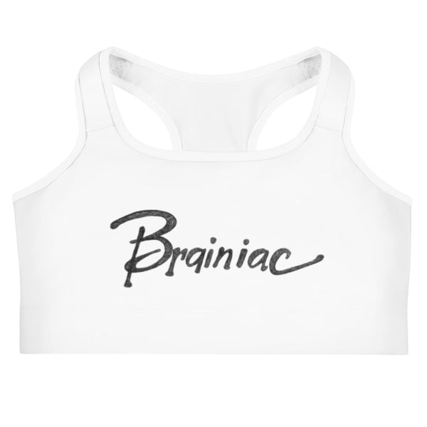 Sports bra - Brainiac
