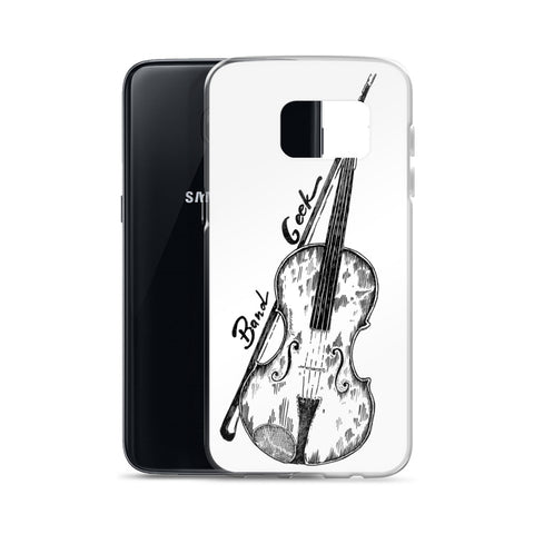 Samsung Case - Violin