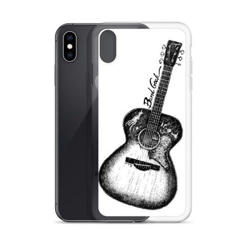 iPhone Case - Acoustic Guitar