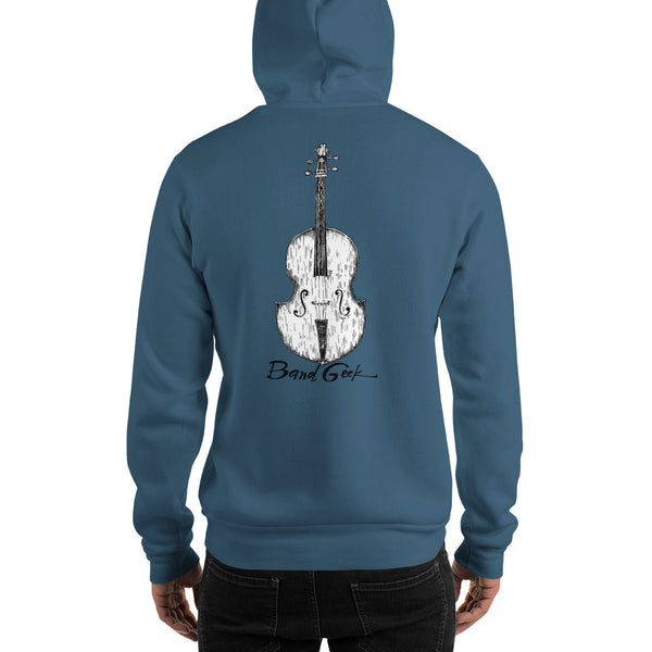 Hooded Sweatshirt - Cello