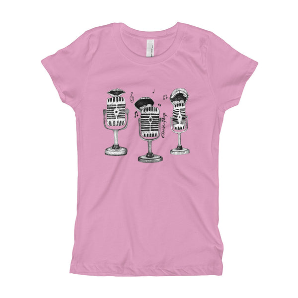 Girl's T-Shirt - Choir Geeks