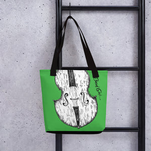 Tote bag - Cello