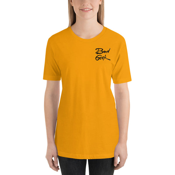 Short-Sleeve Unisex T-Shirt - Clarinet