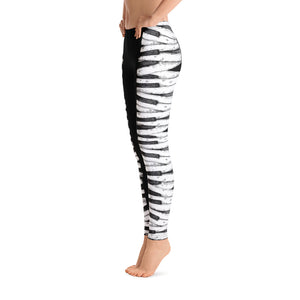 Leggings - Keyboard Black