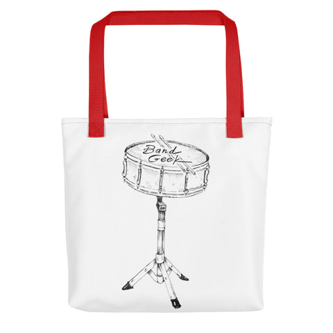 Tote bag - Snare Drum